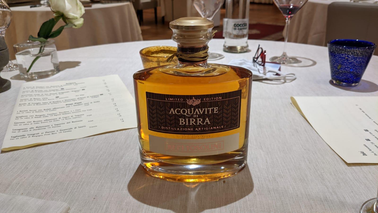 Aquavite di Birra